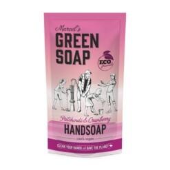 marcels green soap handzeep navulzak patchouli
