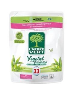 Eco wasmiddel navulzak vegan