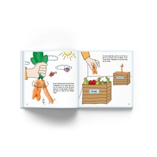 krommies kinderboek