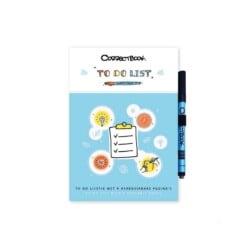 correctbook a5 to do list