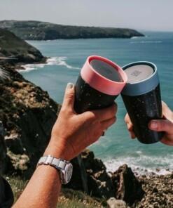 circular cup travel