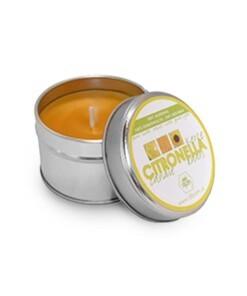 dipam citronella kaars bijenwas