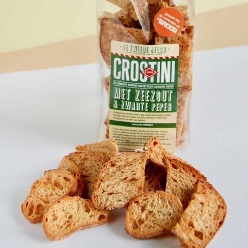 crostini's tweede jeugd zak