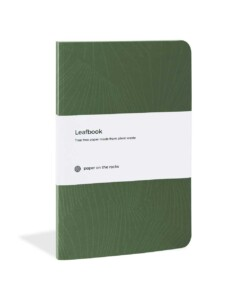 leafbook softcover pine