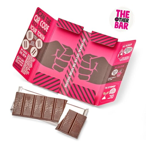 the other bar chocolade