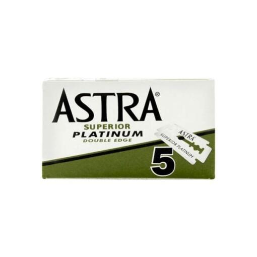 astra plantium double egde scheermes