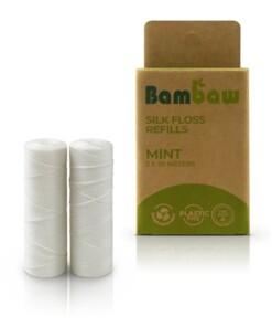 flossdraad bambaw navul zijdeflos