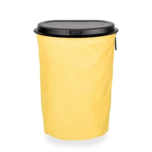 joyful yellow flextrash large