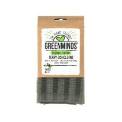 greenminds badstof vaatdoekjes