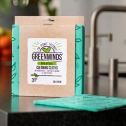greenminds natuurlijke huishouddoekjes