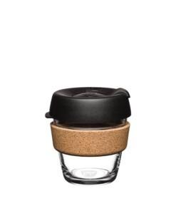 keepcup brew cork XS black