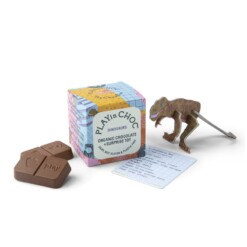 play in choc dinosaurs