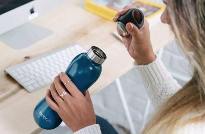 thermosfles schoonmaken geurtjes