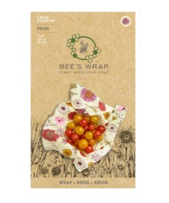vegan bees wrap 3pack
