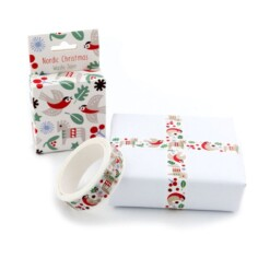 nordic christmas washi tape
