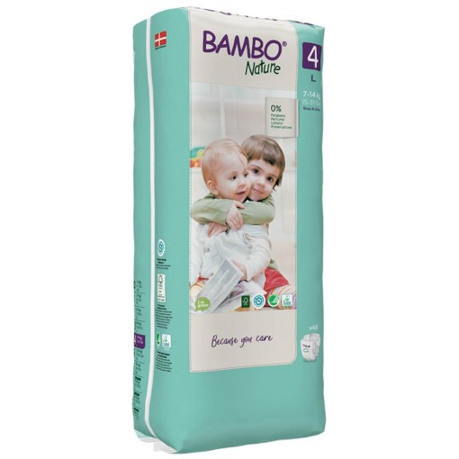 Bambo Nature Luiers 4