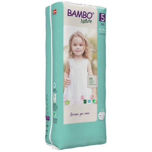 Bambo Nature luiers 5