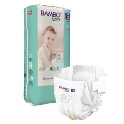 Bambo luiers 3 voordeelpak