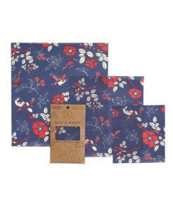 bee's wraps assorted 3 pack botanical