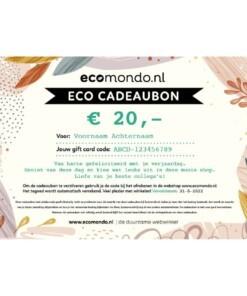 duurzame cadeaubon circulaire producten 20