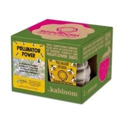 seedbom giftbox pollinator power