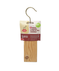 cederhout mottenhanger