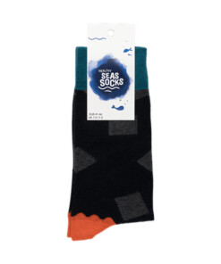 healthy seas socks snapper