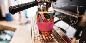 veiligheid bamboe koffiebeker veilig