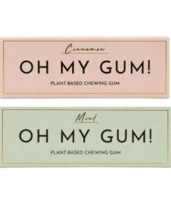 oh my gum! kauwgom