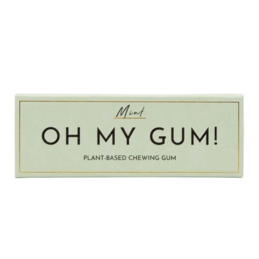 oh my gum! kauwgom mint
