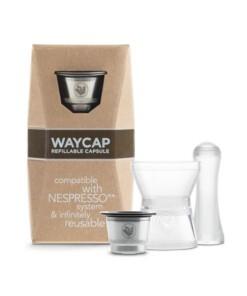 waycap nespresso capsule basic