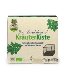 aries bio-basilicum kweekset