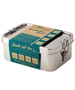 bento wet box rectangular eco lunchbox
