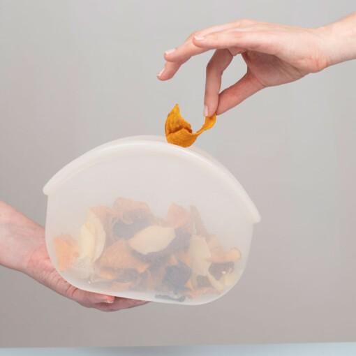 foodhuggers hugger bag food storage