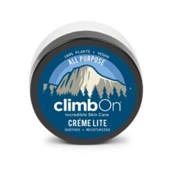 climbon crème lite vegan lotion