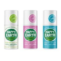 happy earth deodorant