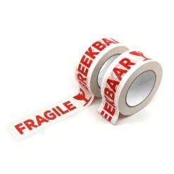 papieren tape breekbaar fragile