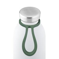 24Bottles Bottle Tie Draagring groen