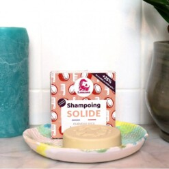 lamazuna shampoo droog haarhaar kokosolie