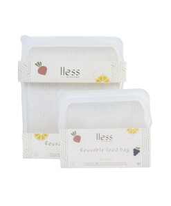 lless reusable food bag