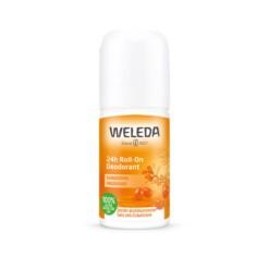 weleda 24h roll-on deodorant duindoorn