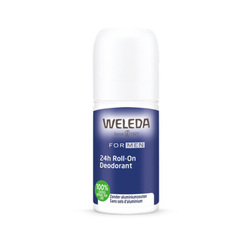 weleda 24h roll-on deodorant men