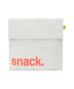 fluf flip snack sack oranje