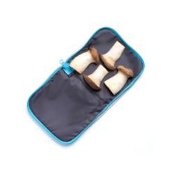 fluf herbruikbare place mat snack bag