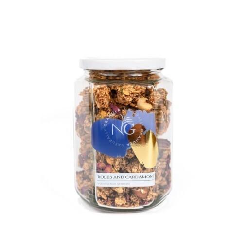 Naturally Granola Roses Cardamom