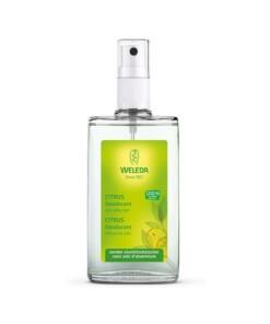 weleda deodorant in glazen fles citrus