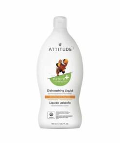 attitude afwasmiddel citrus zest