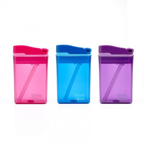 drink in de box herbruikbaar drinkpakje