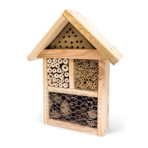 insectenhotel bijenhotel