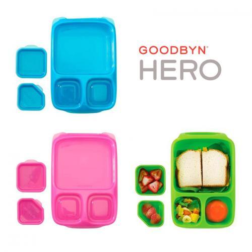 Goodbyn Hero Lunchbox